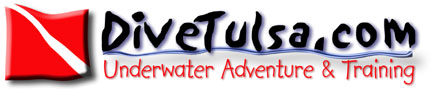 DiveTulsa PADI Scuba Dive Tulsa is the finest source of PADI scuba diving training and certification classes in the Tulsa Oklahoma area.